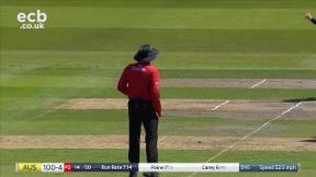 Australia wicket compilation