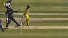 Marsh Out, st Buttler b Ali