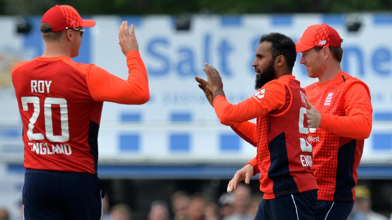 England will play a three-match series against India