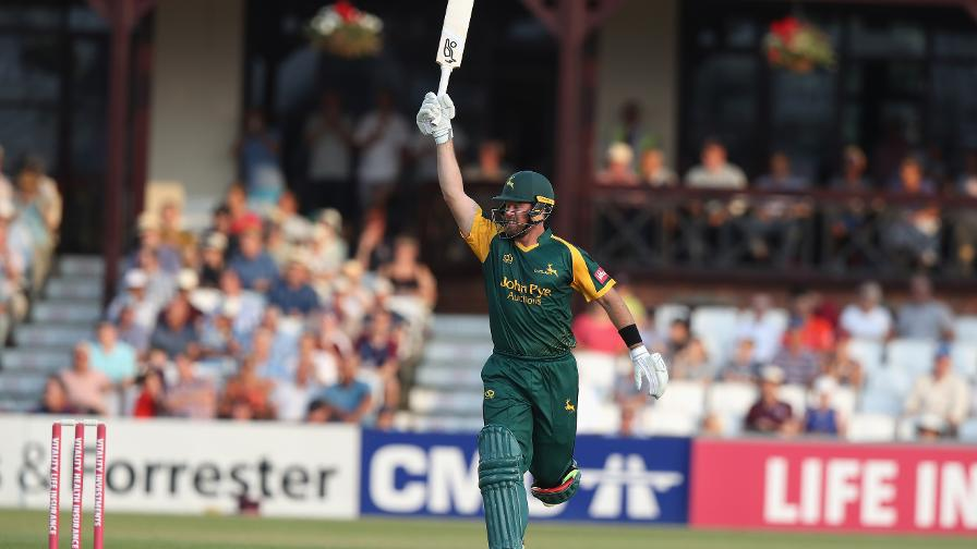 Dan Christian hits a 37-ball hundred, the 7th fastest in T20 cricket