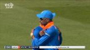 Ali out caught Kohli bowled Umesh