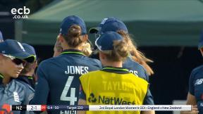 Watkin out lbw bowled Brunt