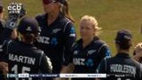 Winfield out caught Green bowled Kasperek