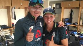 What's life like on tour with the England women? | Kia Dugout Diaries