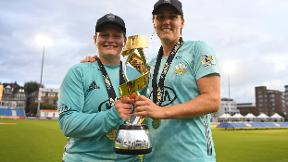 Highlights - Surrey Stars dominate to be crowned Kia Super League champions