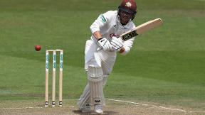 WATCH: Rory Burns hit a brilliant 90 for Surrey
