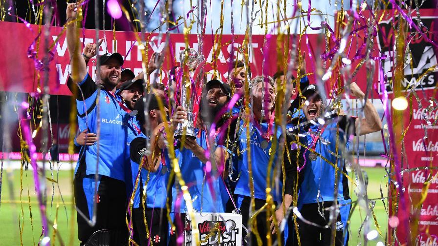Vitality Blast and Kia Super League fixtures confirmed