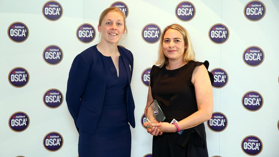 Heroes of the grassroots game celebrated at the NatWest OSCAs