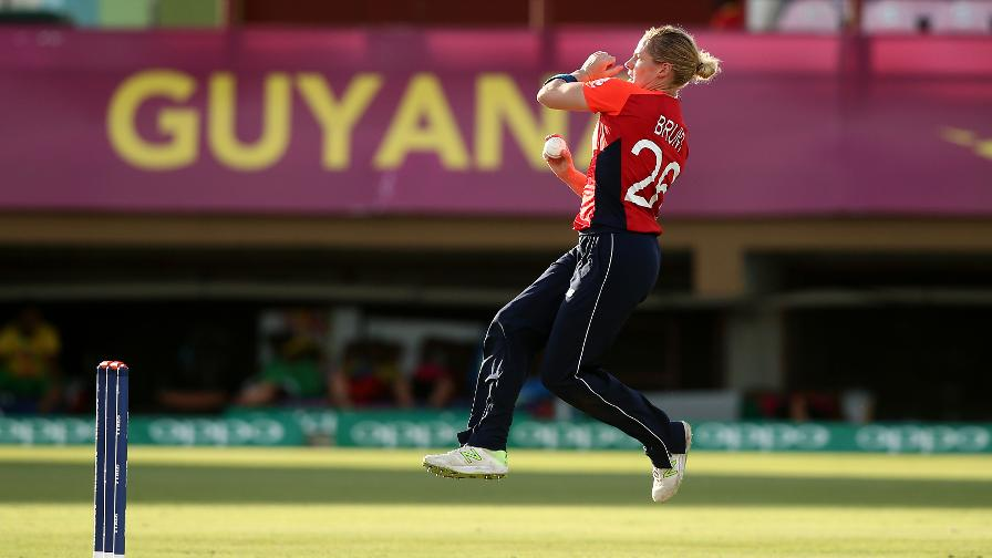 Fran Wilson replaces Katherine Brunt in World T20 squad