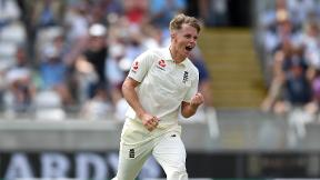 Sam Curran destroys India with three wickets in eight balls