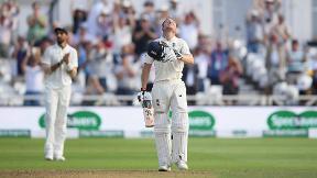 Buttler grabs his maiden Test century