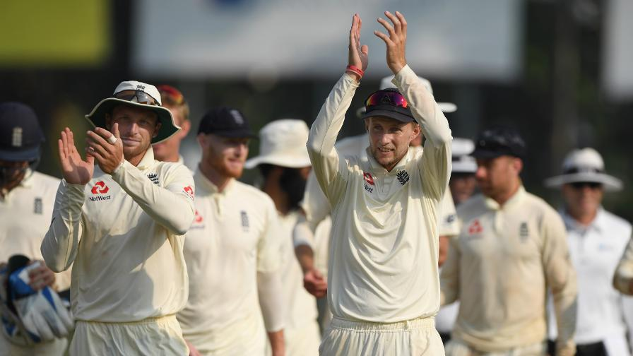 Schedule confirmed for England Men's tour of Sri Lanka