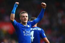 Flashback: Vardy volley stuns Liverpool