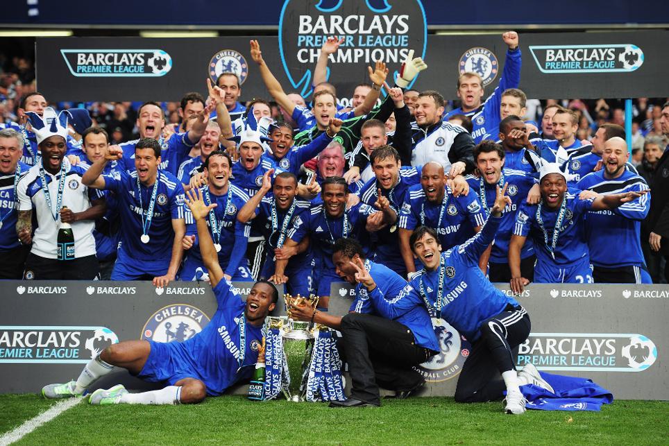 2009/10 Premier League champions: Chelsea