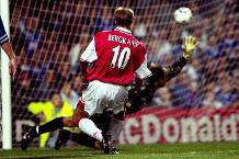 Three of the best: Arsenal v Leicester goals