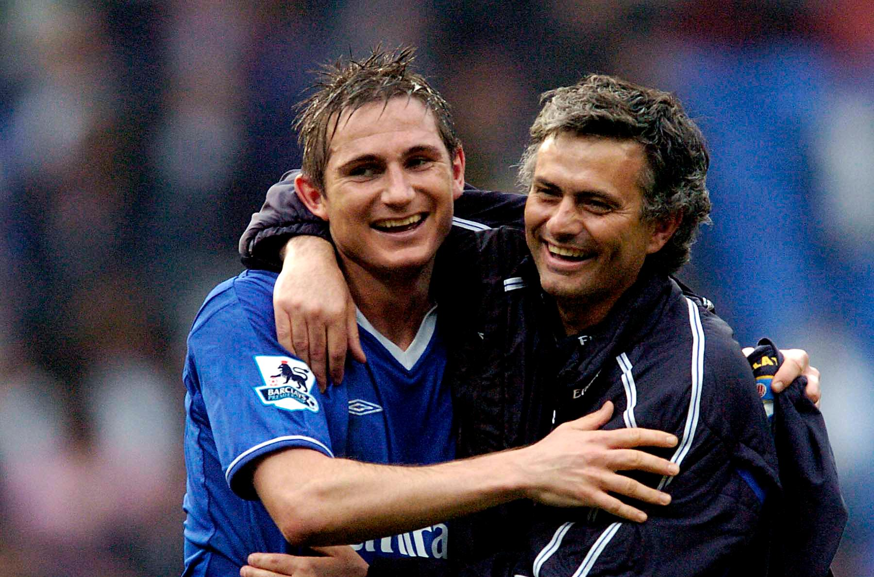 Lampard: Mourinho is best manager I've played for