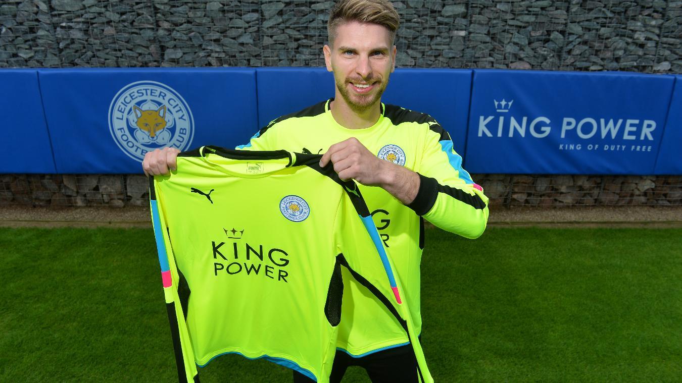 Ron-Robert Zieler (Leicester City)