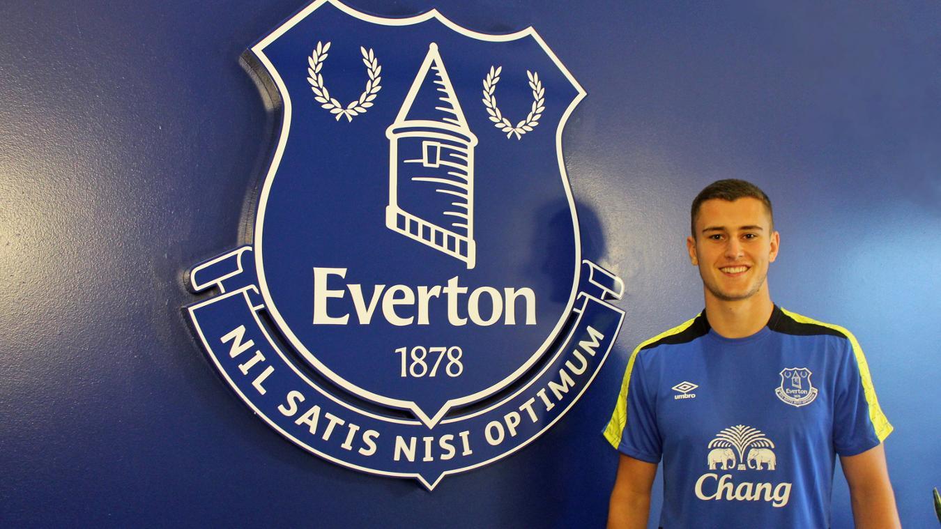 Chris Renshaw (Everton)