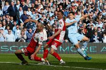 100 club: Aguero makes history