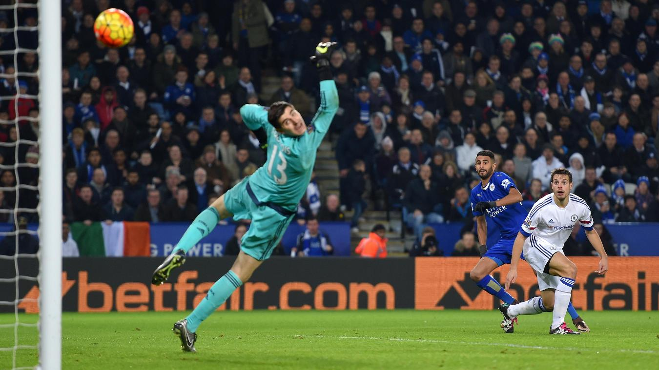 Leicester 2-1 Chelsea, 2015/16