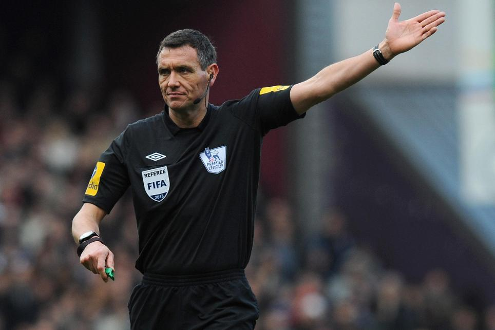 Andre Marriner has been a Select Group referee since 2005