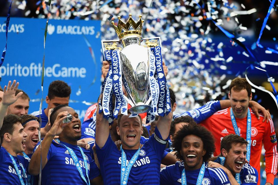 Barclays has been a title sponsor of the Premier League since 2001/02