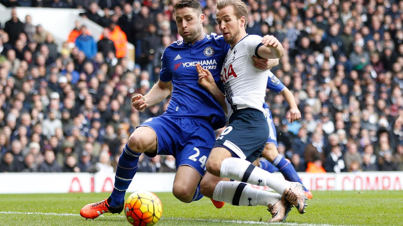 Adrian Clarke feels Chelsea's defence were caught square too often last season