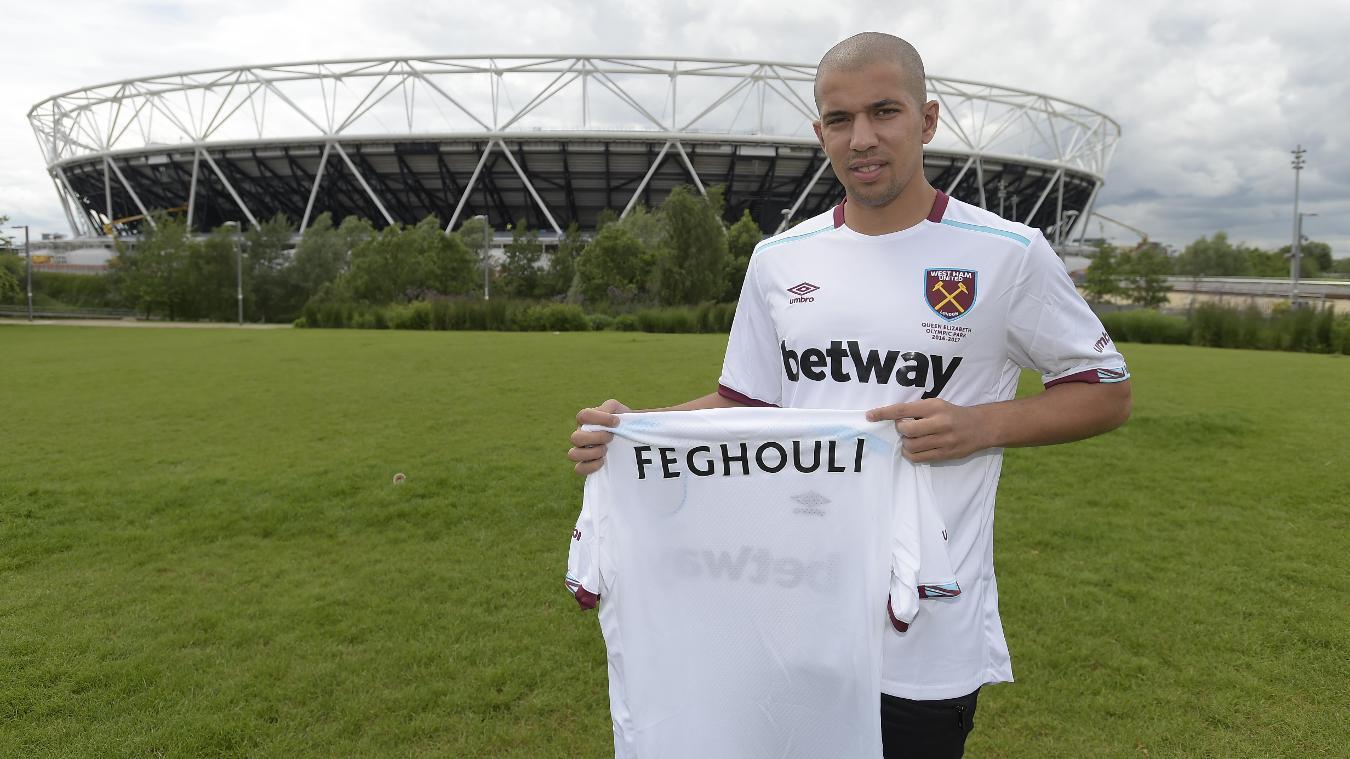 Sofiane Feghouli (West Ham)